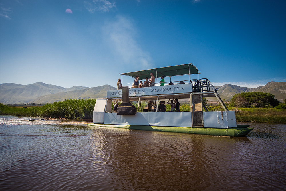 African Queen Boat Cruises