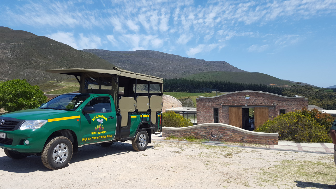 Safari-Style Hop-on Hop-off Wine Tours